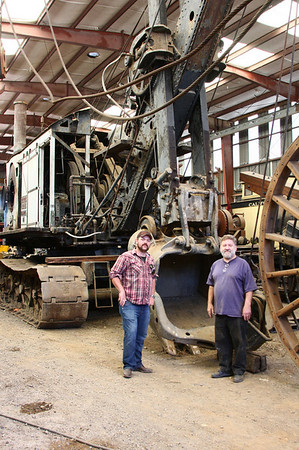 Roots of Motive Power at Willits