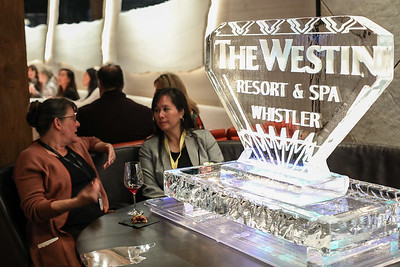 Westin Whistler Resort & Spa VIP Client Reception March 15, Vancouver