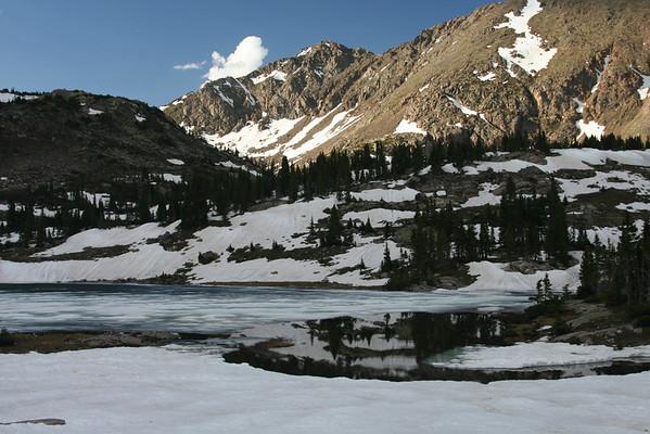 Holy Cross Wilderness Area. June 2007