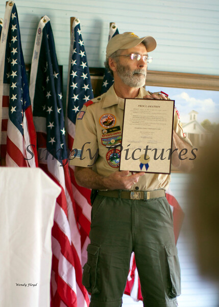 Eagle Scout Ceremony for Weston050