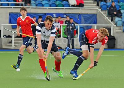 Scotland Under 18 Boys v England