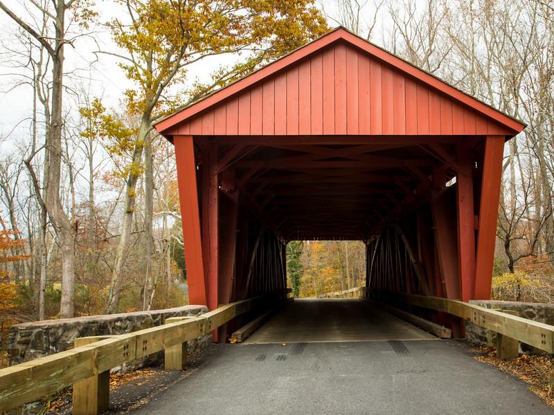 Jericho Road Covered Bridge