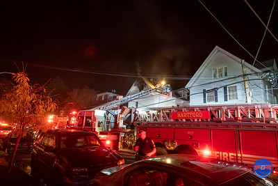 Structure Fire - 215 Jefferson St, Hartford, CT - 11/7/20