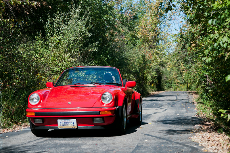 1984 Turbo Look 911 Cabriolets