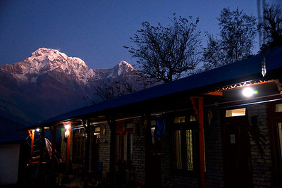Annapurna Foothills - Poon Hill, Ghorepani, Ghandrung
