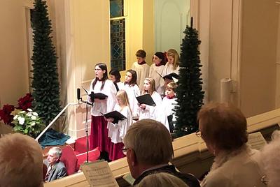Moravian Christmas Vigil