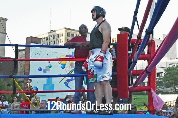 Bout #7 Mike Stull, Foundation Boxing -vs- Nate Porter, Lorenzo Scott, 201+
