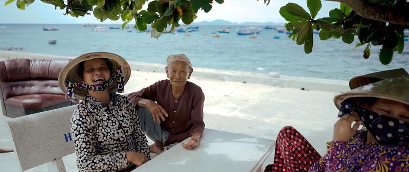 Quy Nhon, Ky Co, Cu Lao Xanh island - Vietnam Travel