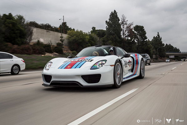 Targa Trophy Supercar Festival 2015