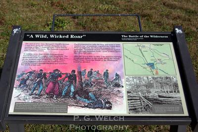 Virginia - Wilderness NB - Chancellorsville - 20081013