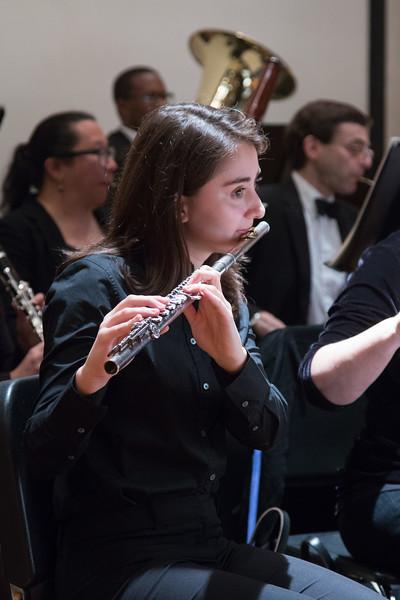 Linda Krasniewski --- Hopkins Symphony Orchestra, April 2017