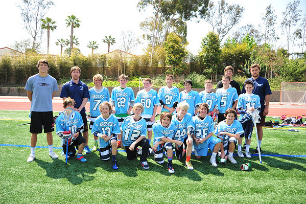 RSF Youth Lax Team photos