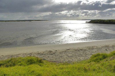 The Kaipara Harbour - North Island