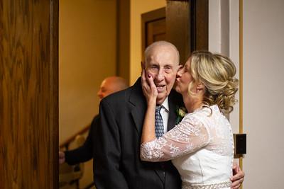 LEIGH ANN + ROBERT   wedding