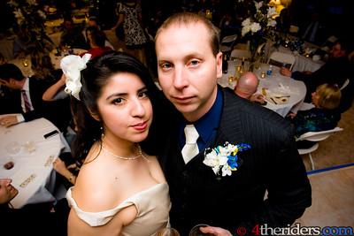 Brian and Claudia