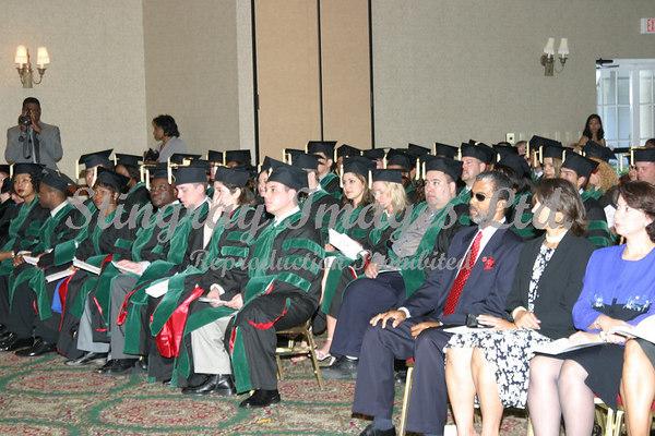 Saint Matthew's Graduation May 1,2004