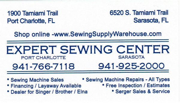 Expert Sewing Center