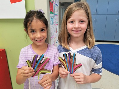 Helping Hands: First and Second Graders Study Biomedical Engineering and the Hand