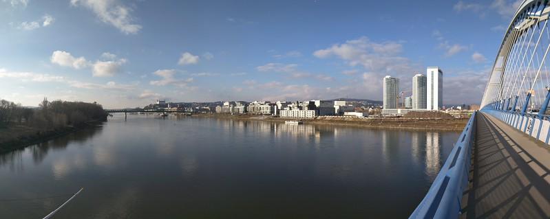 Bratislava - January, 2016