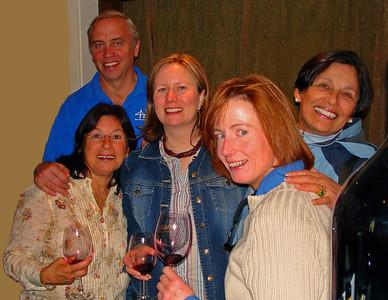 Wendy's Napa Wine Tour