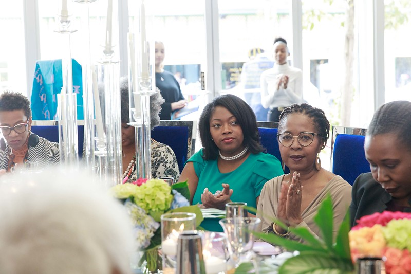 Women Who Know Collaborating & Sharing The Wealth at Noire