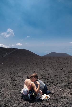 Etna . Aci castello - Sicilia