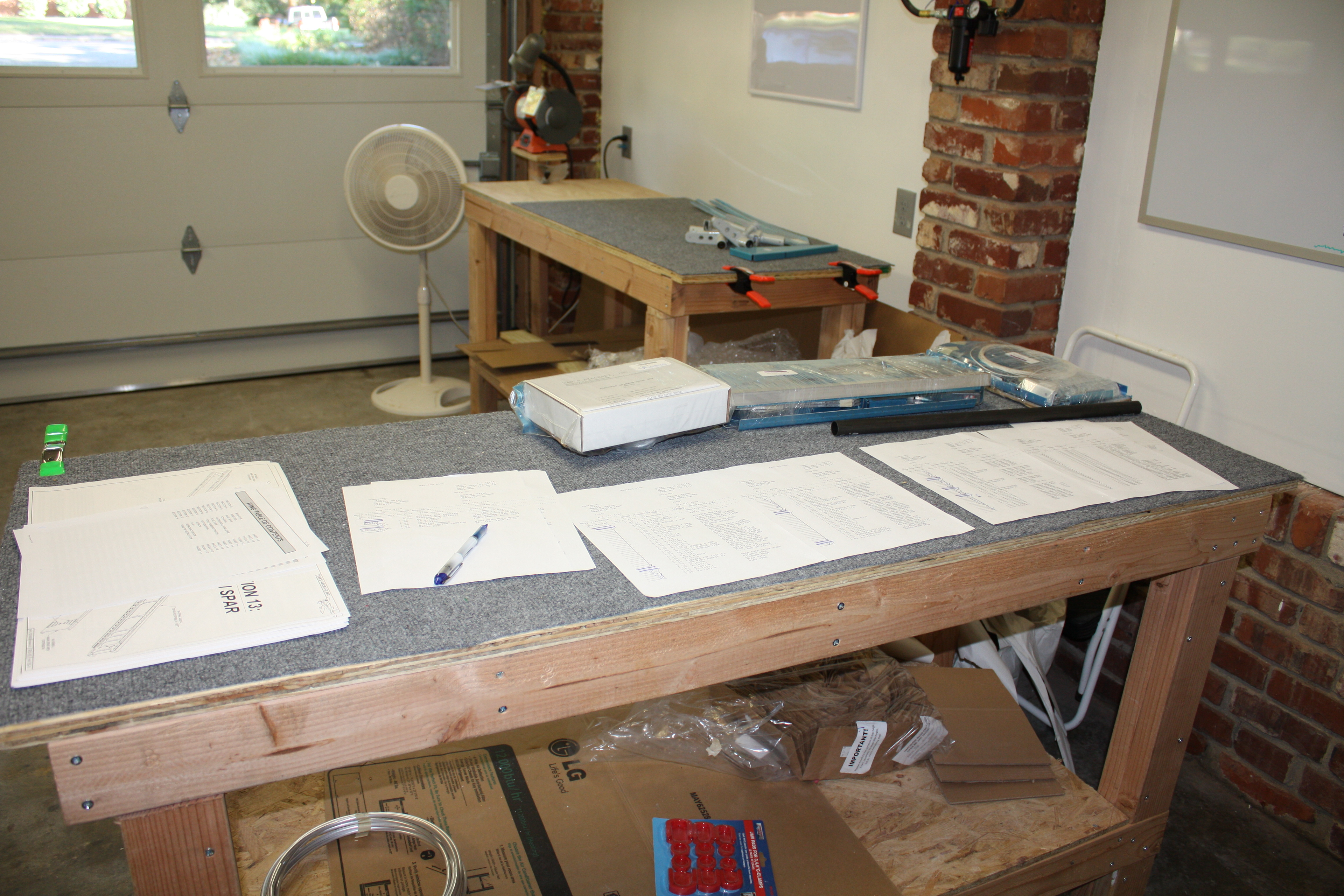 EAA Workbenches