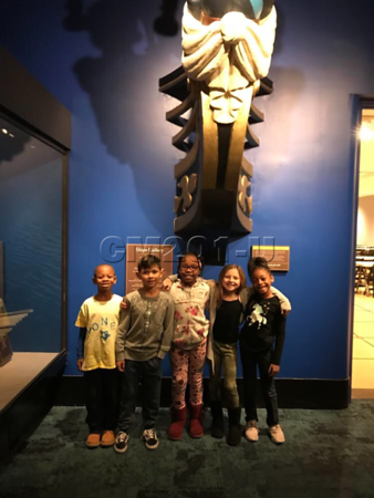 2nd Grade Field Trip to MSI
