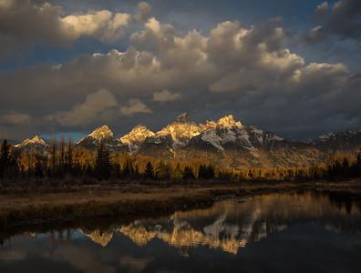 Tetons and Yellowstone