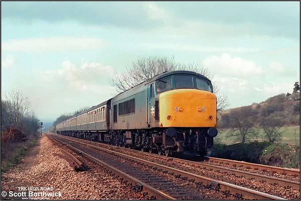 Class 45: British Rail