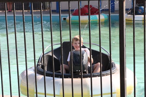 10.11.15 Jonah's 9th Birthday at Austin Park N Pizza