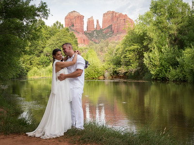 Elope to Crescent Moon Ranch in Sedona!