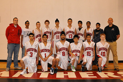 2009 - Junior Boys Basketball