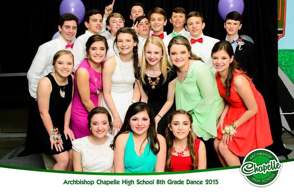 Eighth Grade Dance