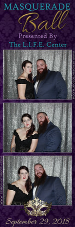 2018 LIFE Center Masquerade Ball