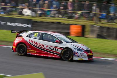 British Touring Car Championship 2015 - Brands Hatch