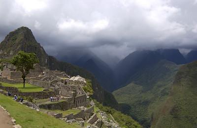 Поездка в Перу. 2004