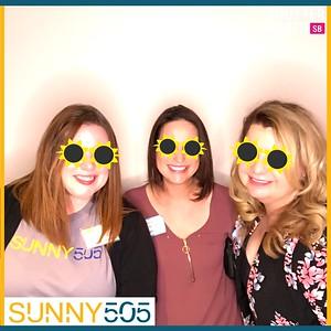 SUNNY505 Celebration photos