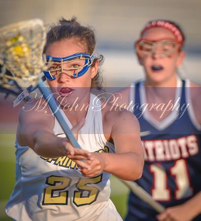 Girls Lacrosse 2016