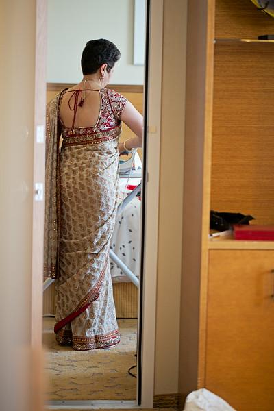 Le Cape Weddings - Indian Wedding - Day 4 - Megan and Karthik Bride Getting Ready 11.jpg