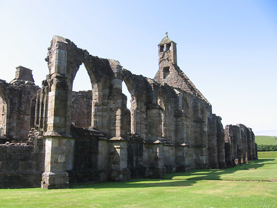 Crossraguel Abbey July 2006