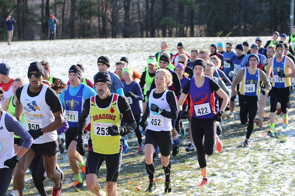 Ontario Masters Cross Country