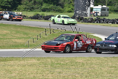 174 Jake Rensen Racing