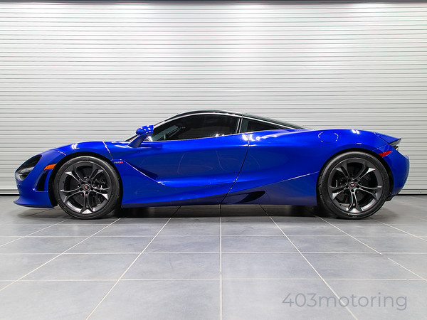 '18 720S - Aurora Blue