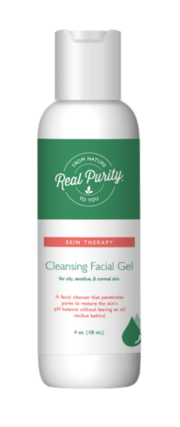 Cleansing Facial Gel