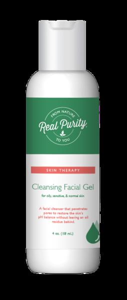 Cleansing Facial Gel