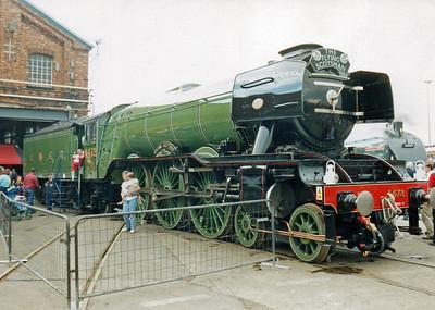 Doncaster Works 150