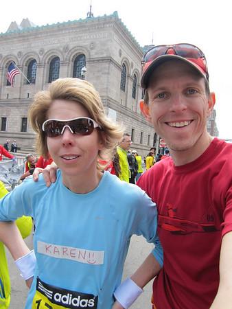 Boston Marathon 4.19.2010