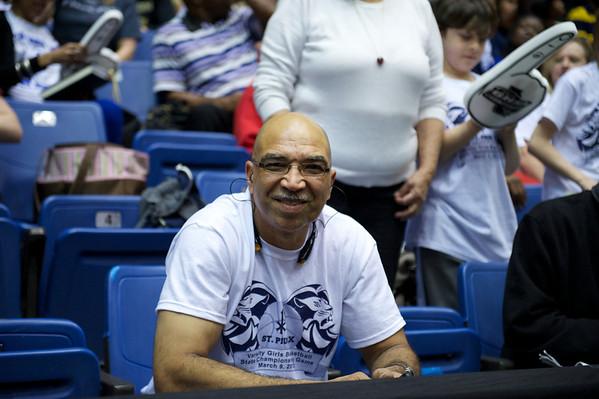 SPX Girls Varsity Basketball State Championship