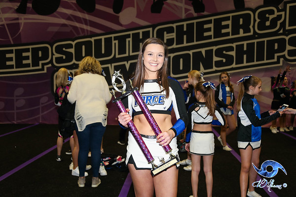 Deep South Cheer Competition
